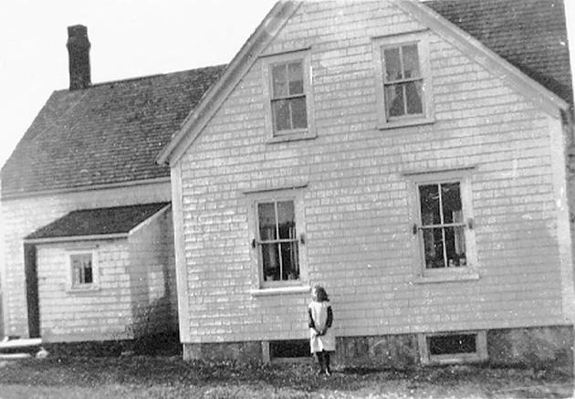 Marie Jeffrey 1915
